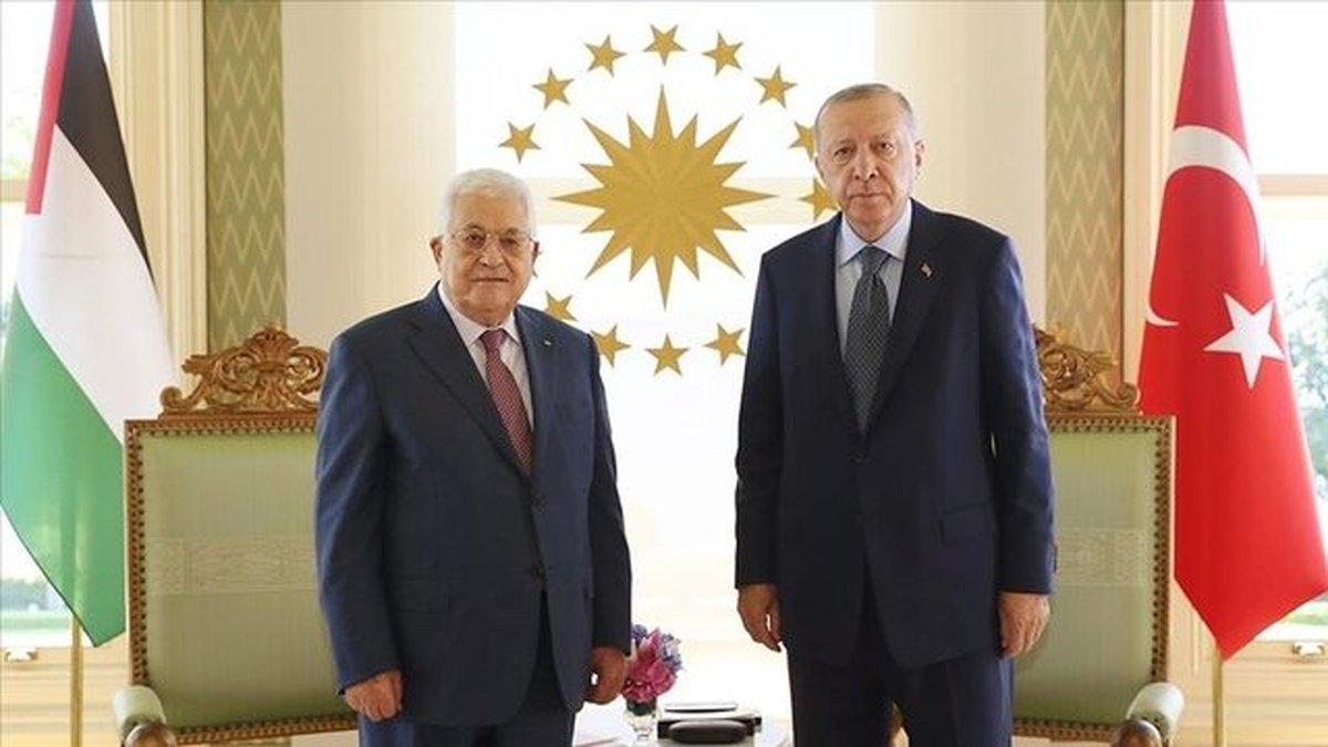 """""""یسرائیل هیوم"""": عباس پشت تماس اردوغان و هرتزوگ بود"""