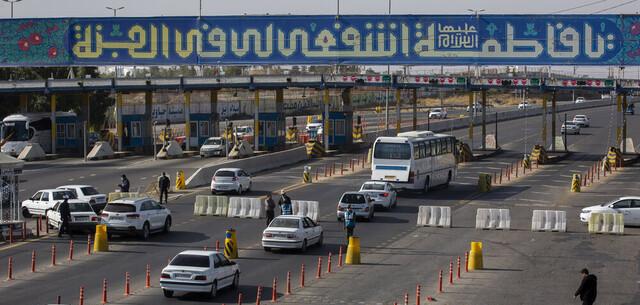 اعلام شهرهای ممنوعه برای سفر در تعطیلات پایان هفته