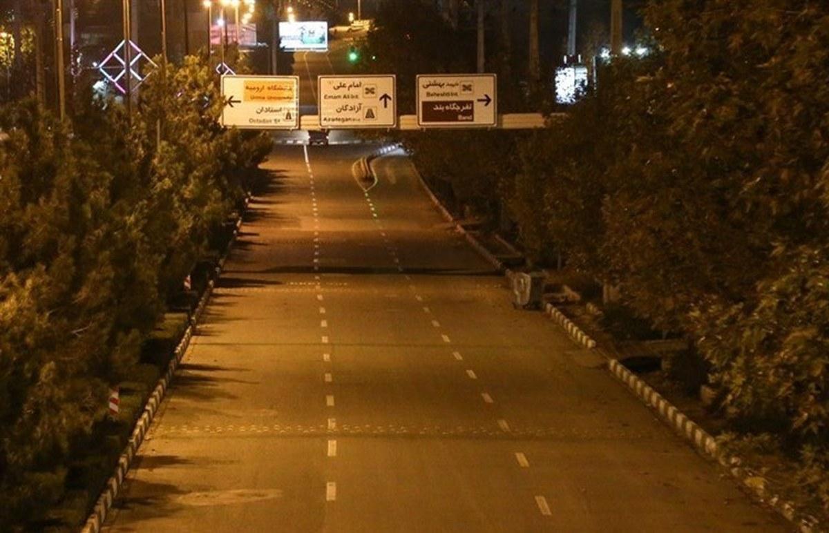 پلیس: لغو ممنوعیت تردد شبانه هنوز به ما ابلاغ نشده
