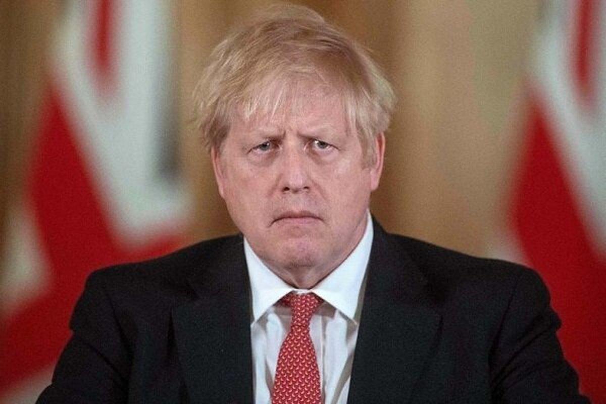 «جانسون» پایان حضور نظامی انگلیس در افغانستان را اعلام کرد