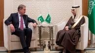 رایزنی پاکستان با عربستان درباره یمن و منطقه
