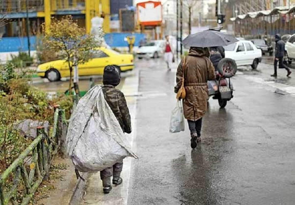 گزارش دردناک از وضعیت اسفبار کودکان زباله گرد| دلم برای پلو و گوشت لک زده