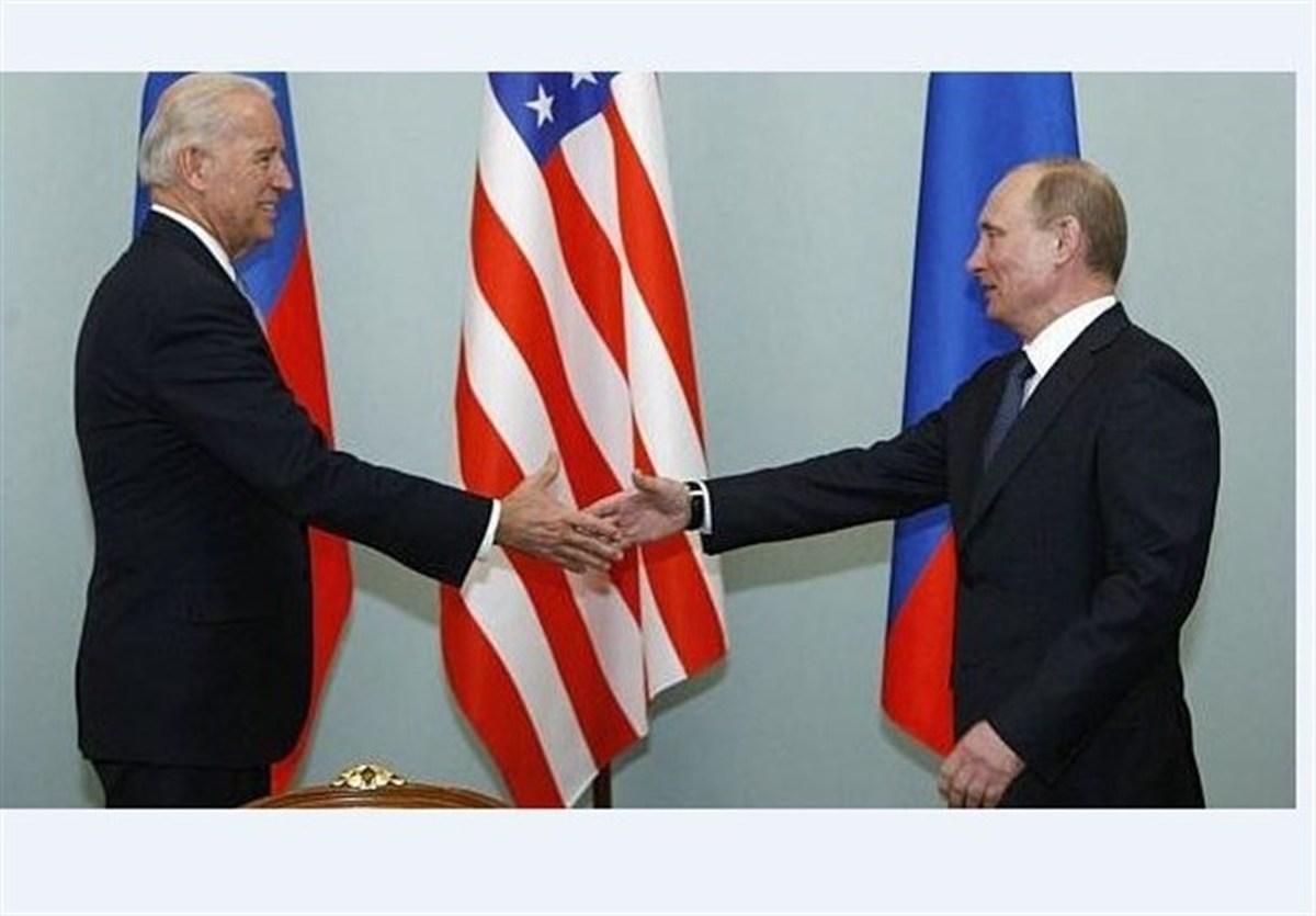 پوتین همتای آمریکایی خود را به گفتگوی زنده  دعوت کرد.