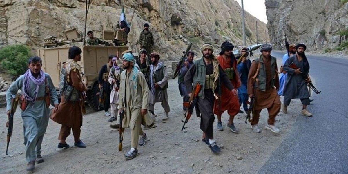 آغاز عملیات گسترده علیه طالبان در پنجشیر