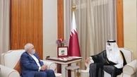 ظریف: ظرفیتهای موجود برای گسترش مناسبات ایران و قطر مثبت