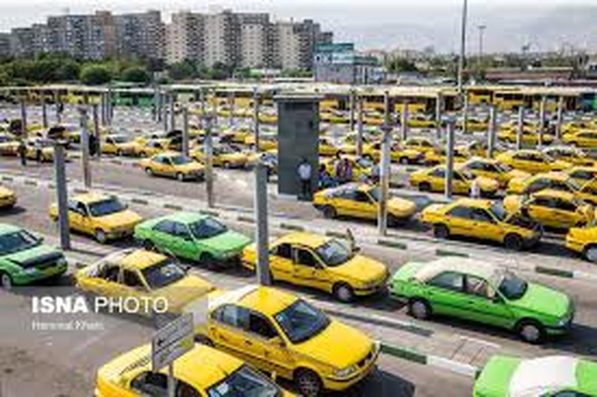 تصویب افزایش حدود 23 درصدی نرخ کرایه تاکسیها ، بعد از عید فطر