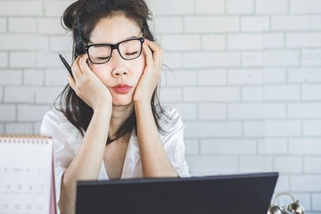 تأثیرویرانگر کمبود خواب بر پوست