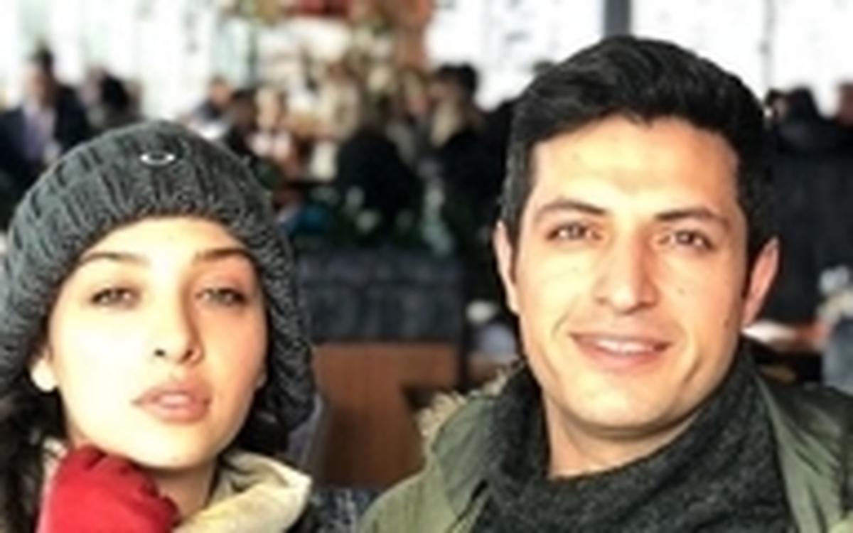 همسر اشکان خطیبی هم از ایران رفت؟
