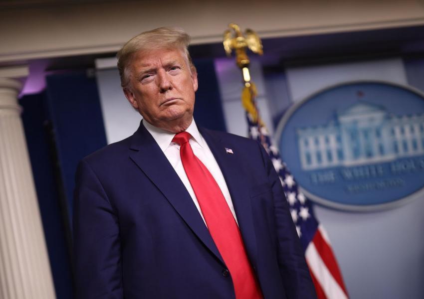 ترامپ  | ممنوعیت لابیگری مقامات دولت لغوشد