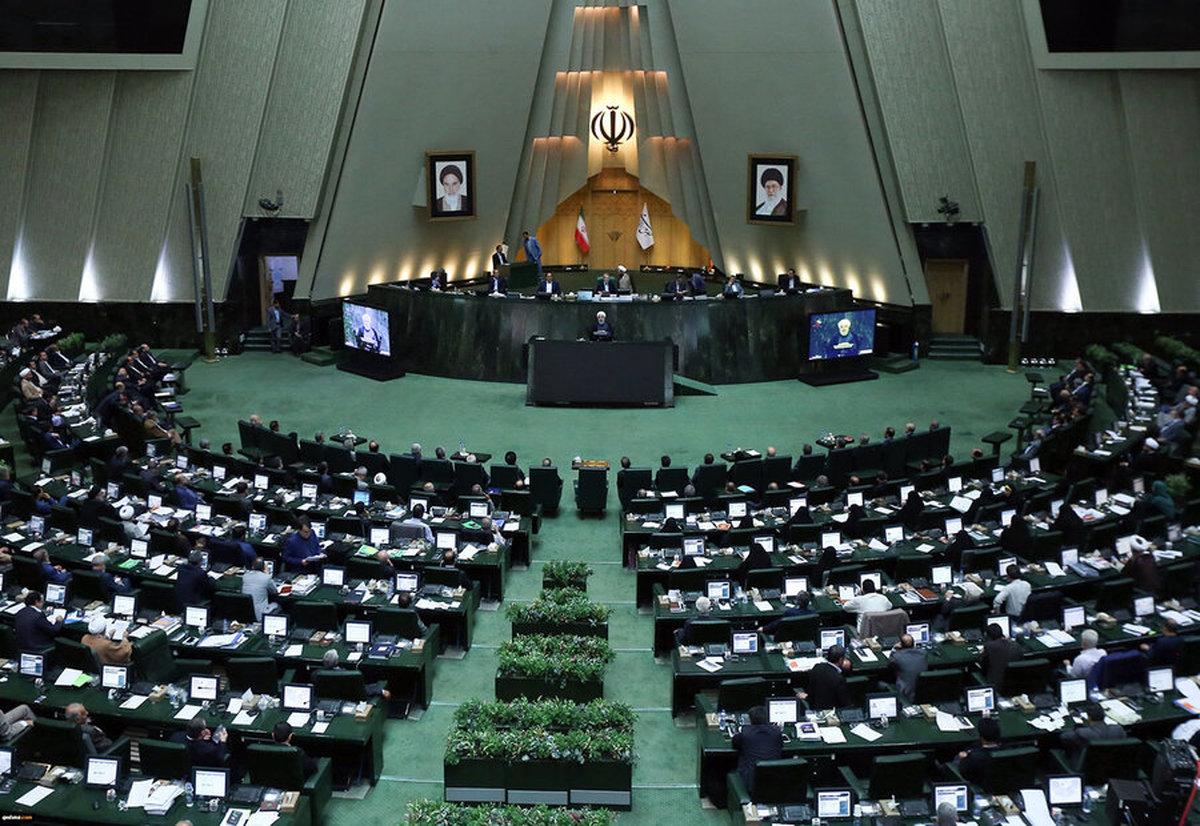 حضور وزیران پیشنهادی در فراکسیون راهبردی و نیروهای انقلاب مجلس