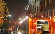 آتش در پالایشگاه نفت تهران به طور کامل مهار شد