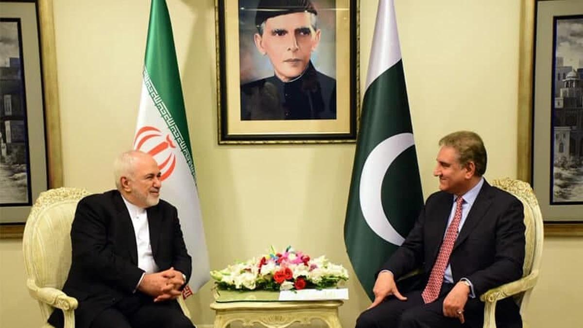 وزیر امورخارجه پاکستان در راه تهران