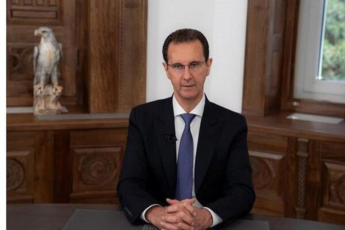 بشار اسد: ملت سوریه در این انتخابات علیه دشمنان وطن انقلاب کردند