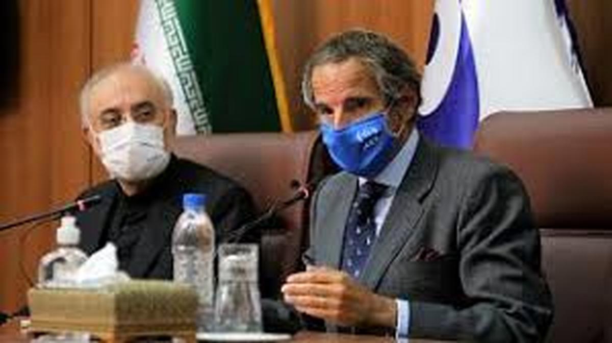 دولت در بیانیه توافق با آژانس اتمی چه گفت؟ | مهمترین سخن دولت در بیانیه توافق با آژانس اتمی
