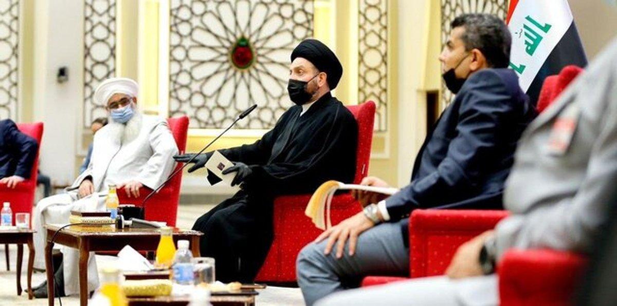 حکیم: عادیسازی روابط میان عراق و رژیم صهیونیستی هیچ وقت اتفاق نخواهد افتاد