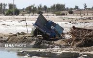 جزئیات خسارت چندهزار میلیاردی سیل در سیستان و بلوچستان + نمودار