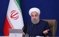 روحانی: با مردم حرف راست و واقعی بزنید