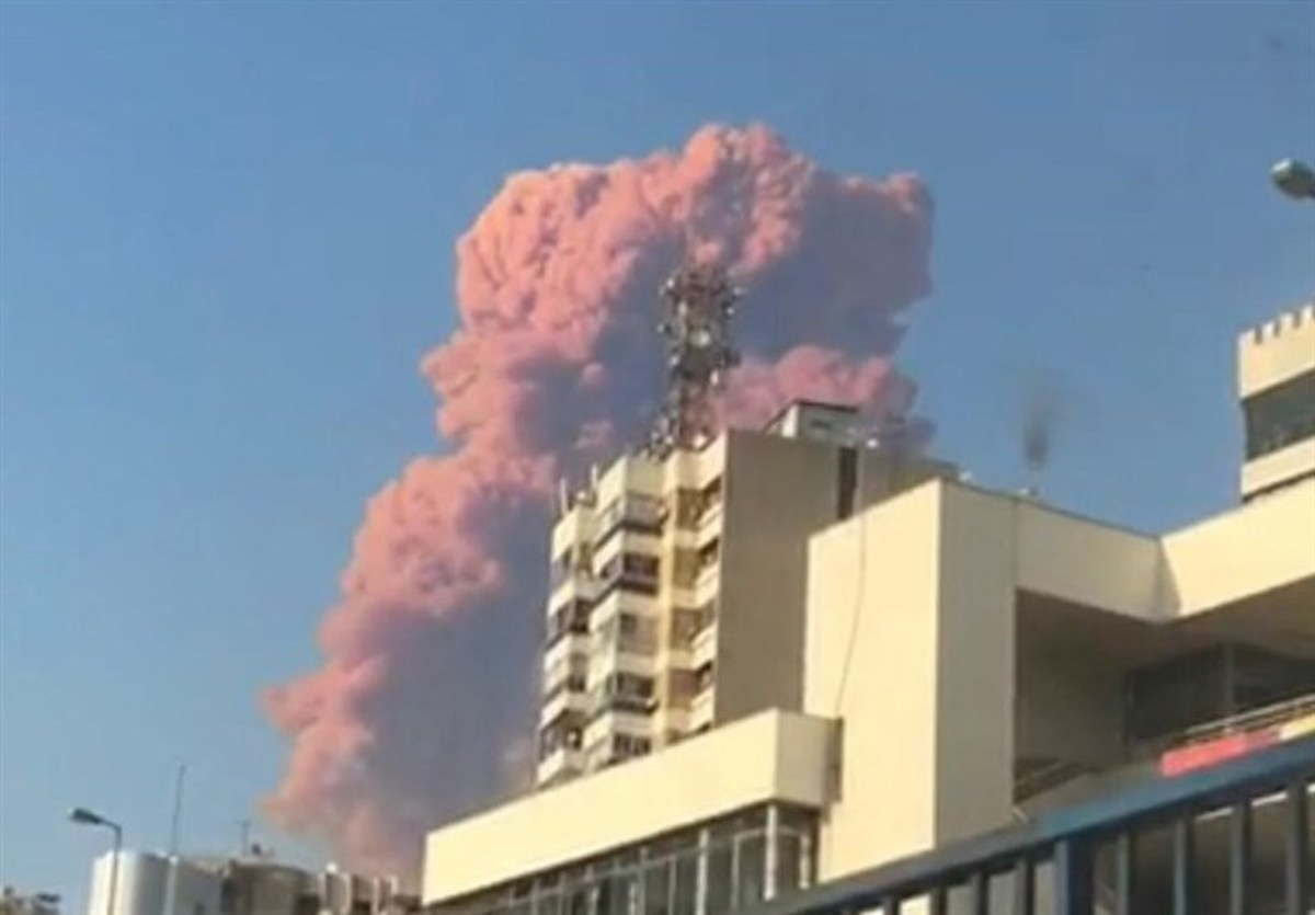 انفجار  |  حزب الله لبنان حمله هوایی اسرائیل را تکذیب کرد