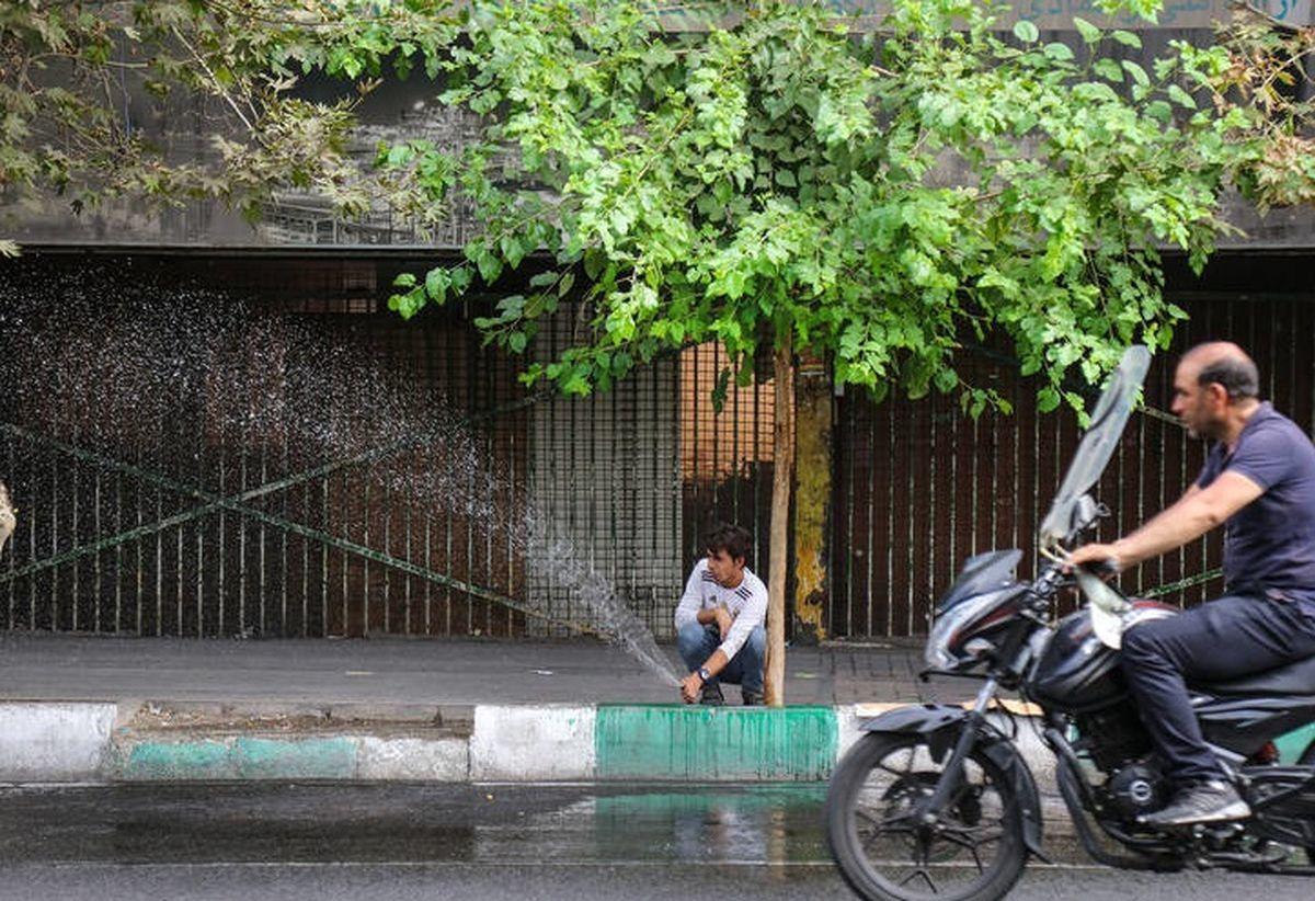 سرانه مصرف آب تهران در مرز هشدار | یک مرحله مانده به جیره بندی