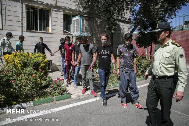 سردار رحیمی : تمامی عوامل تیراندازی در سعادت آباد دستگیر شدند