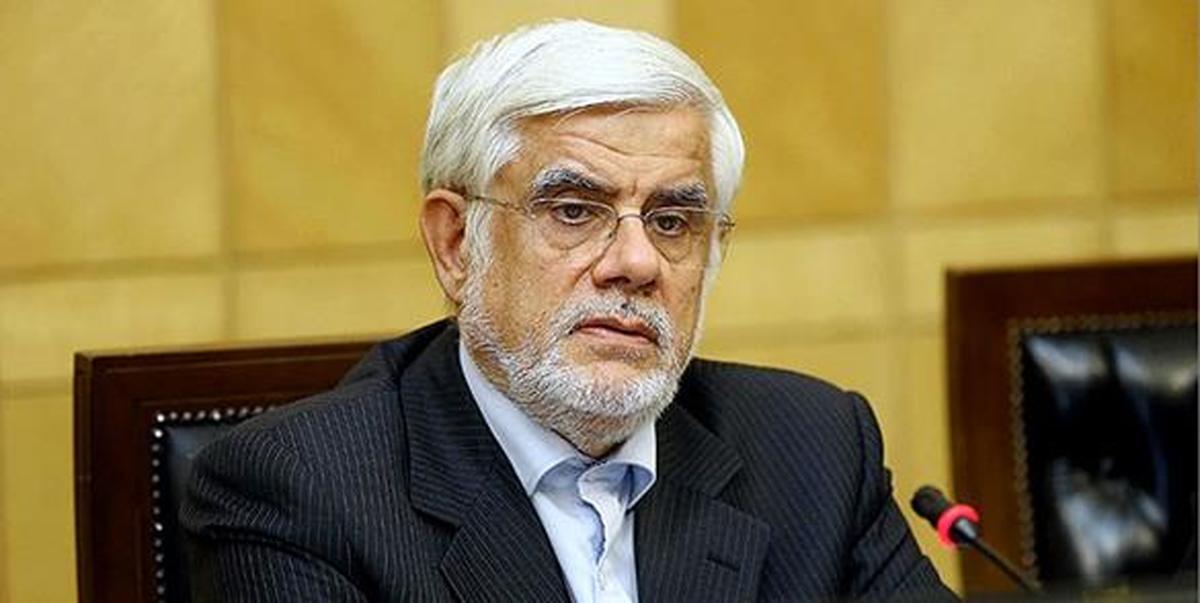 محمدرضا عارف: من سکوت نکردم