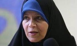 فائزه هاشمی : اصلاح طلبان هم جامعه را نا امید کردند