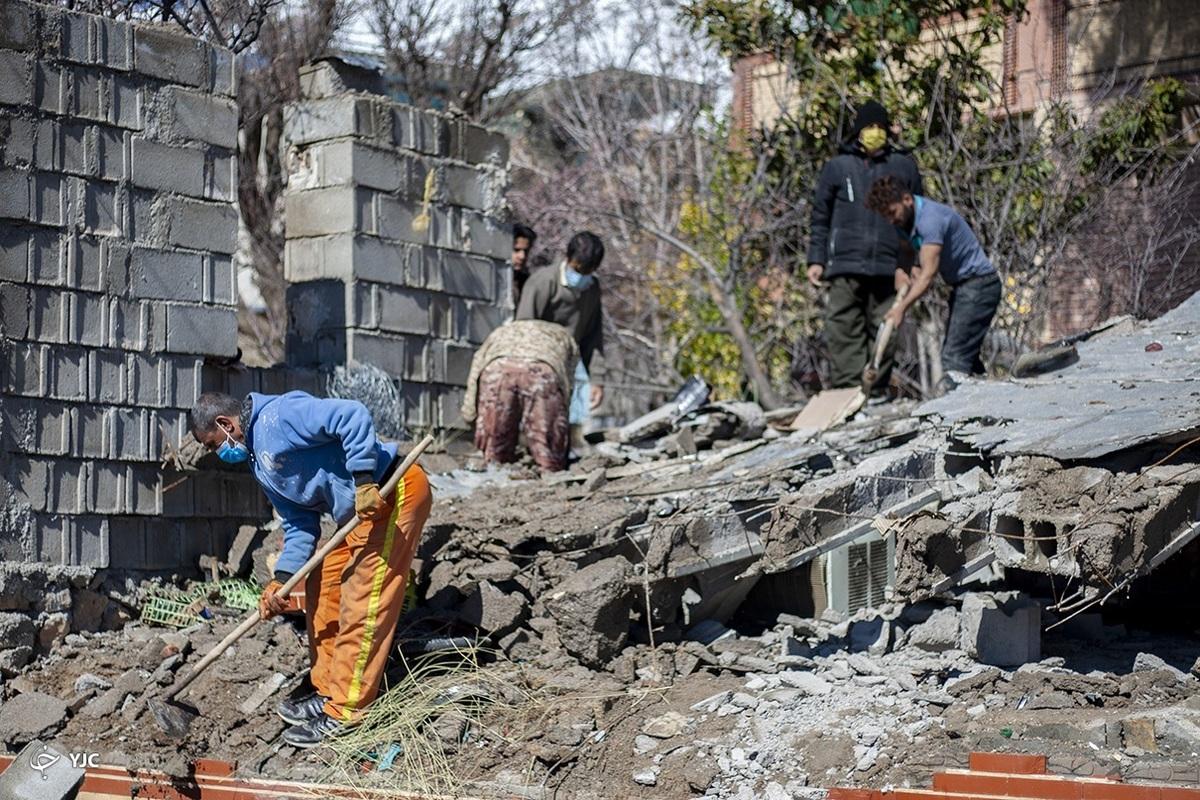 زلزله |  شیوع ویروس کرونا در سیسخت بسیار زیاد است