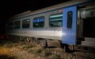 ۵ مصدوم حادثه خروج قطار از ریل در پرند سرپایی درمان شدند