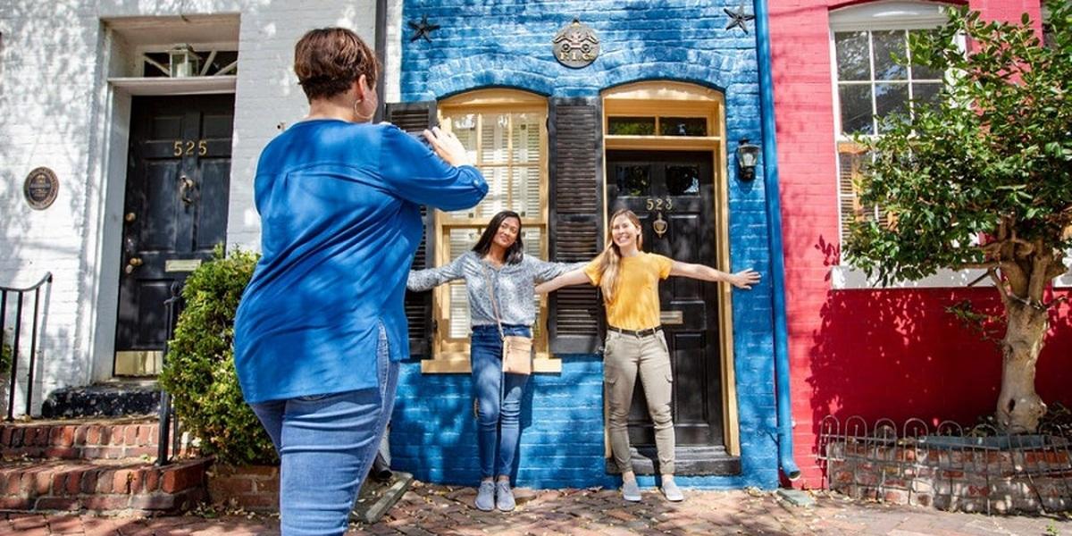 باریک ترین خانه آمریکا +عکس