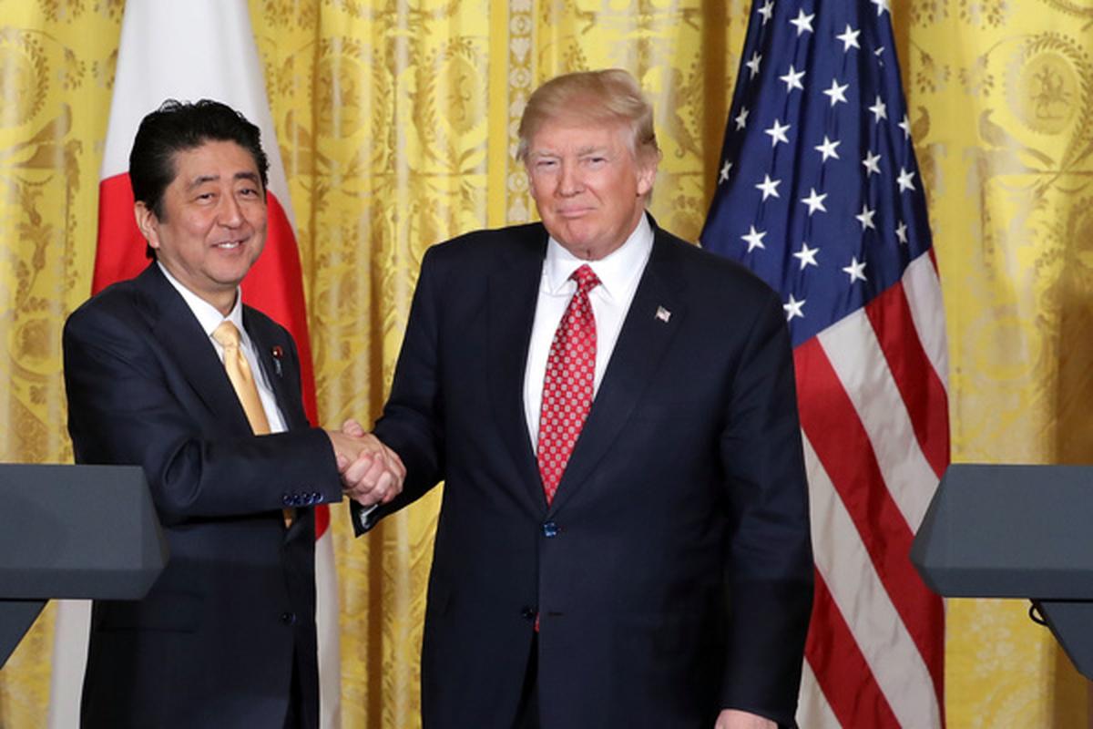 ترامپ به استعفای نخستوزیر ژاپن واکنش نشان داد    آبه یک آقازاده بزرگ است