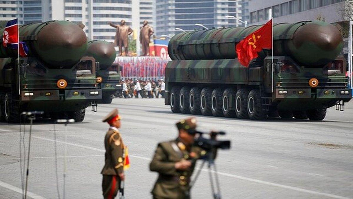 کره شمالی      آژانس بین المللی انرژی اتمی، عروسک خیمهشببازی است