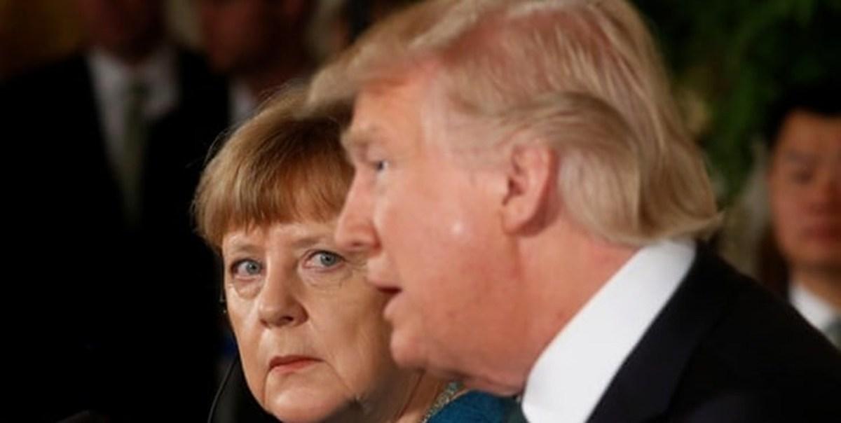 صدر اعظم آلمان  |  اروپا باید به جایگاه خود در جهانی بدون رهبری آمریکا فکر کند