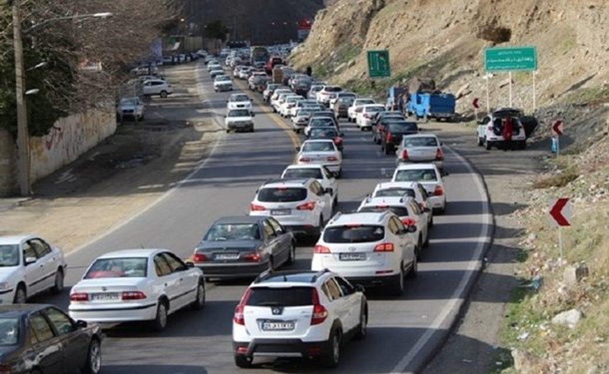 بازگرداندن ۸۷ هزار خودرو از جاده های مازندران، از اول آذر تا کنون