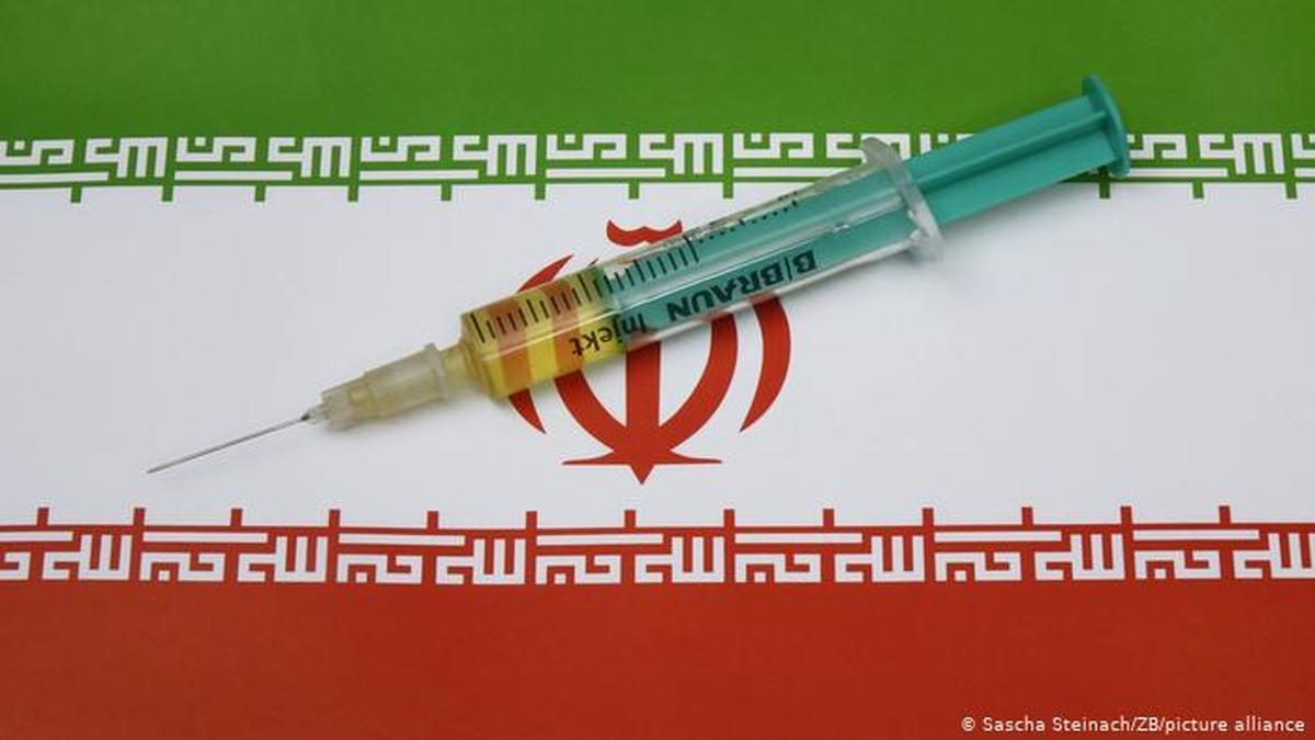 تاثیر صدرصدواکسن کرونای ایرانی بهروی کرونای انگلیسی