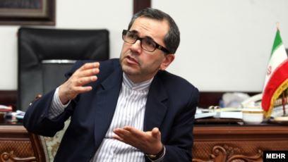 ایران از کاهش تنش در همسایگی اش استقبال خواهد کرد.
