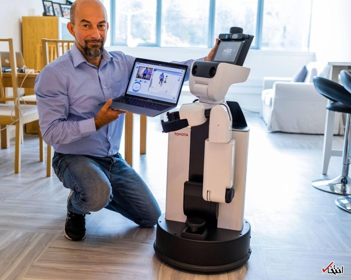 افراد مبتلا به آلزایمر و سایر اختلالات شناختی را میتوان با ربات کنترل کرد