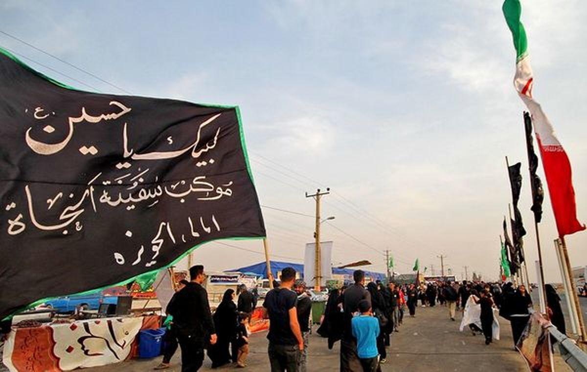 در آستانه اربعین صدور ویزا در فرودگاه بغداد متوقف شد