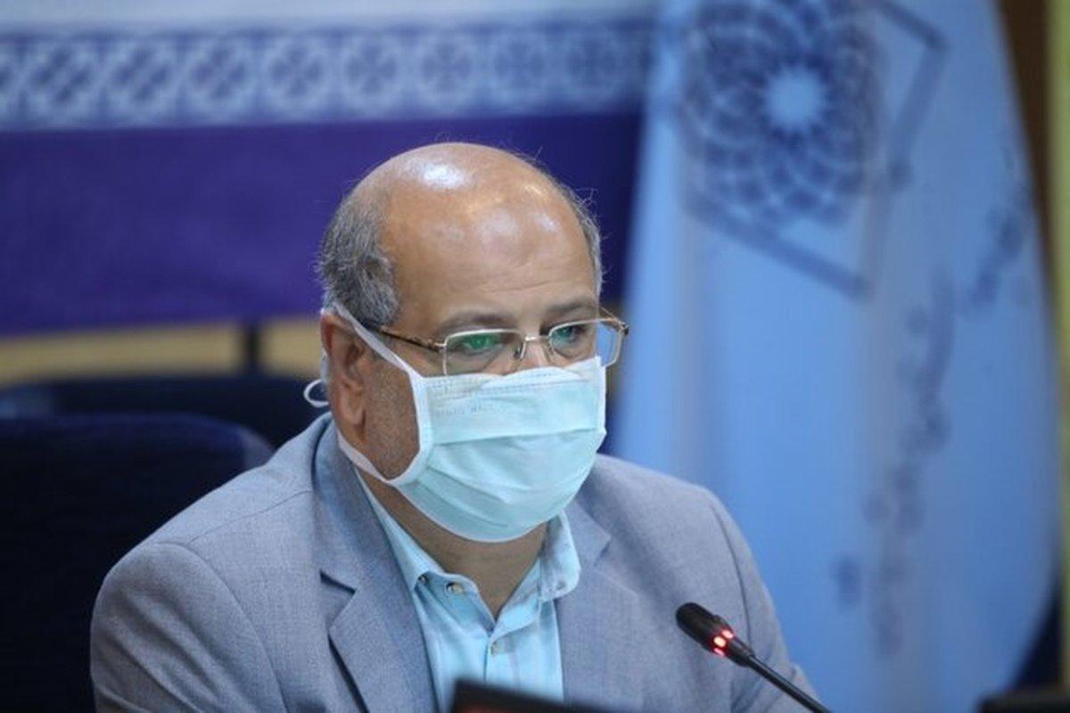 پیک پنجم کرونا در تهران ماندگار است