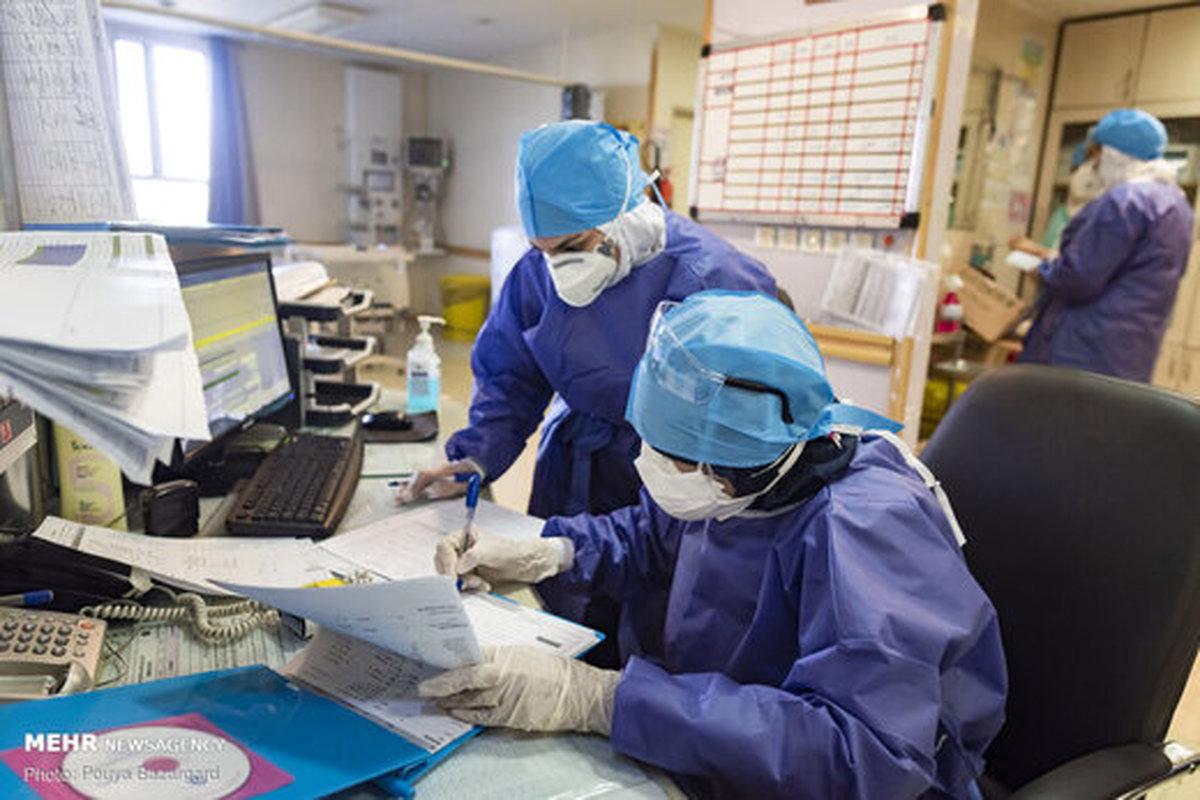 ابتلا ۱۷ درصد کادر درمان استان تهران کووید ۱۹