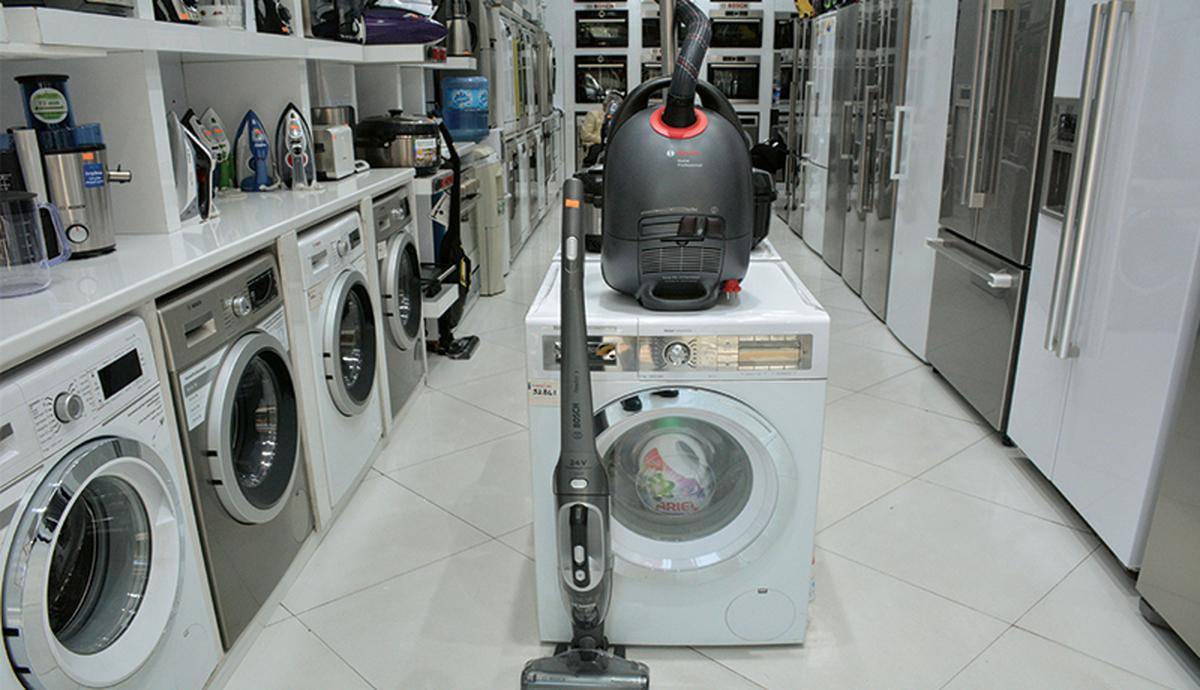 قیمت محصولات در بازار لوازمخانگی افزایش یافت