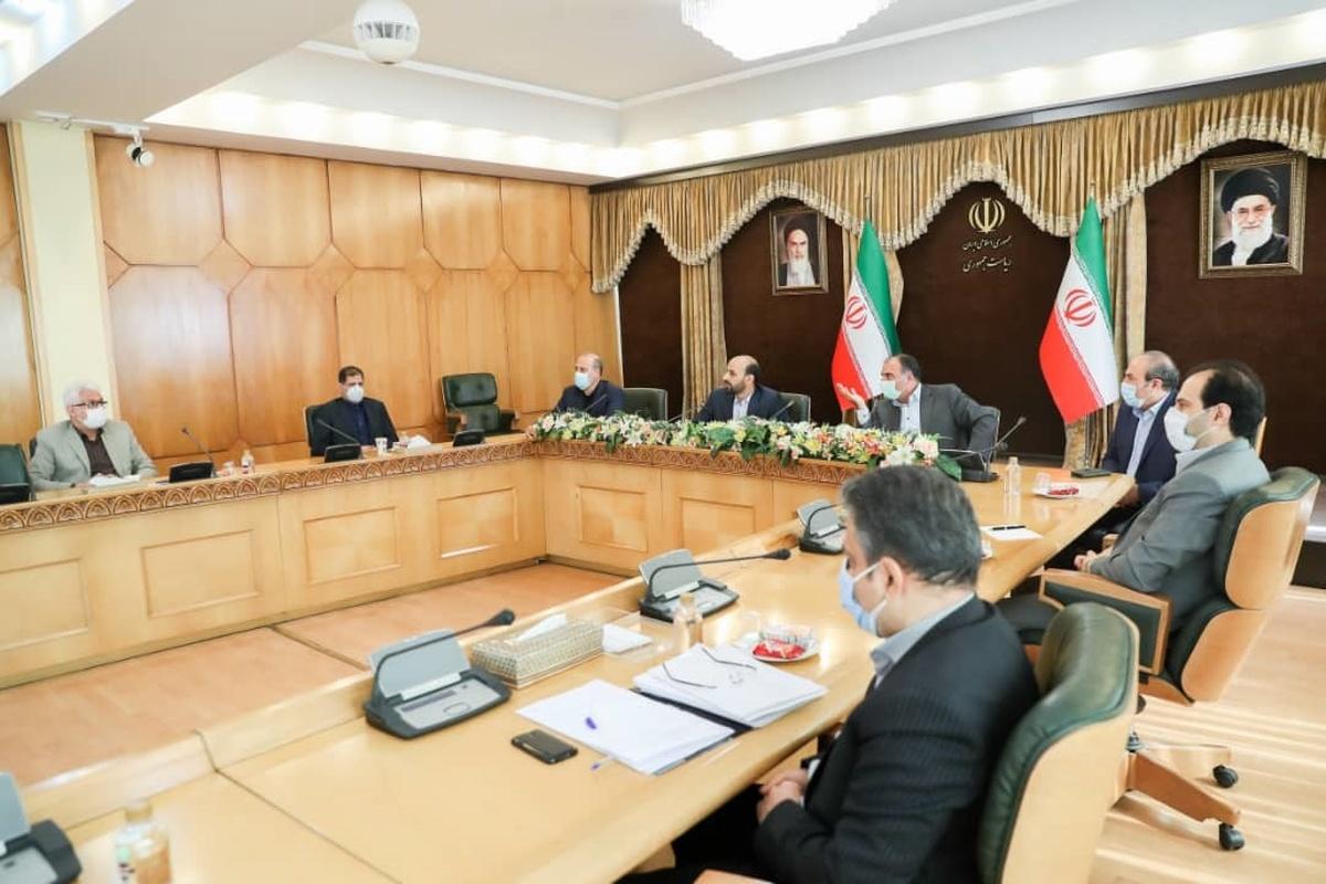 قضات رسیدگی به تخلفات اداری نهاد ریاست جمهوری معارفه شدند