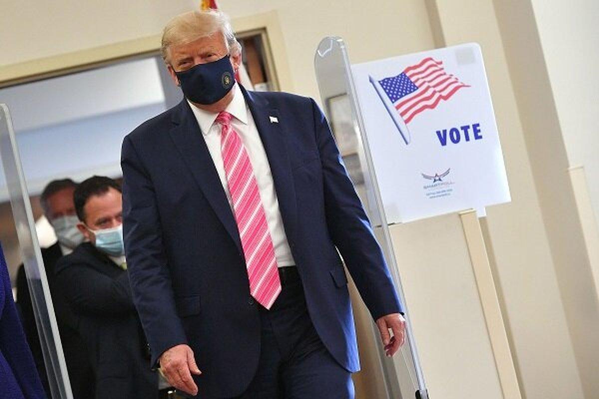 ترامپ  |   ۷۹ درصد از رای دهندگان معتقدند در انتخابات تقلب شده است