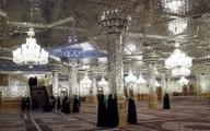 مرکز واکسیناسیون حرم مطهر رضوی در رواق دارالمرحمه راهاندازی شد