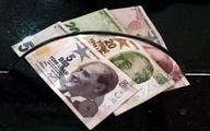 لیر در مقابل دلار تاب نیاورد