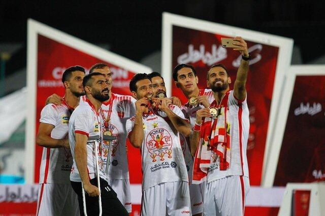 حلالی: پرسپولیس برای جام حذفی هم روحیه دارد