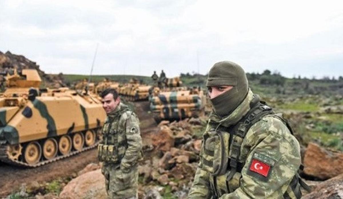 وضعیت وخیم در ترکیه  کشته شدن 5 سرباز ترکیه توسط پ.ک.ک