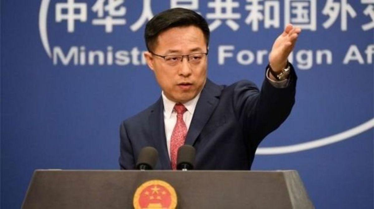 چین: آمریکا باید کلیه تحریمهای غیرقانونی علیه ایران را لغو کند
