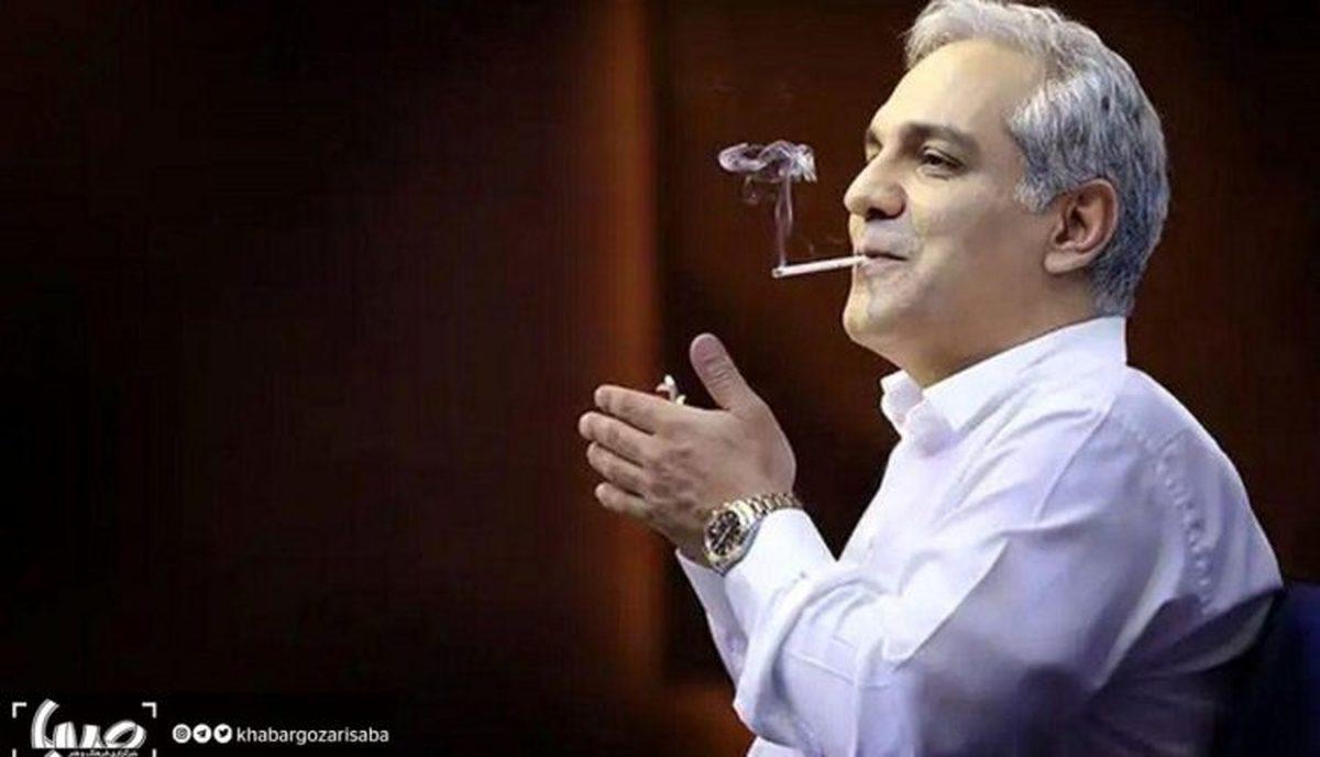 بوی عطر مهران مدیری!   سیل حضور تبلیغاتی- تجاری سلبریتیهای وطنی به مهران مدیری رسید