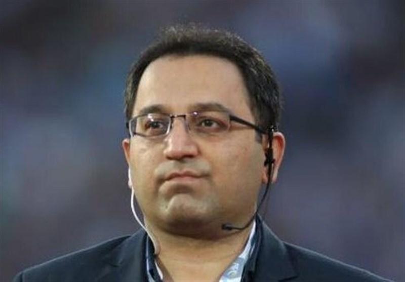 فدراسیون فوتبال  |  امیر مهدی خداحافظی کرد