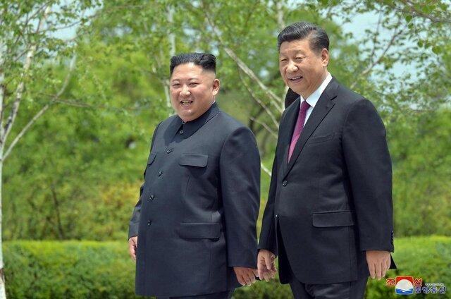کیم جونگ اون: قول میدهم روابط آتی با چین را توسعه دهم